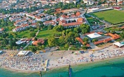 Hotel a apartmány Slovenska Plaža