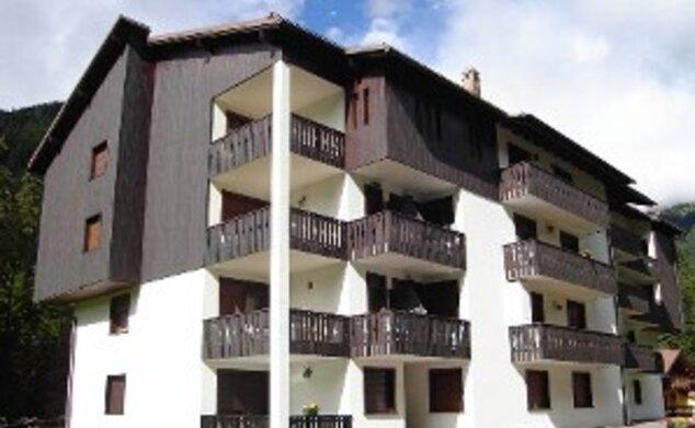 Privátní apartmány Canazei