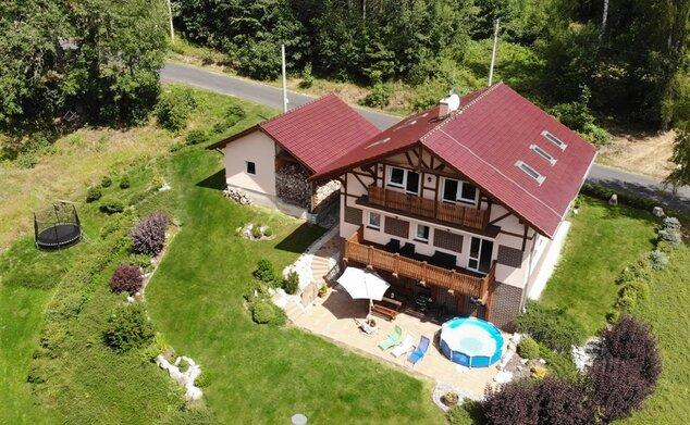 Chalupa Summer Winter House