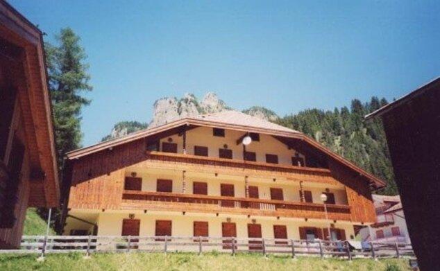 Apartmány Mazzin di Fassa