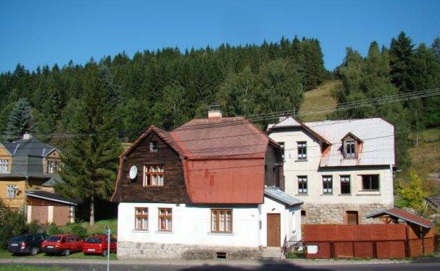 Chalupa Pod sjezdovkou