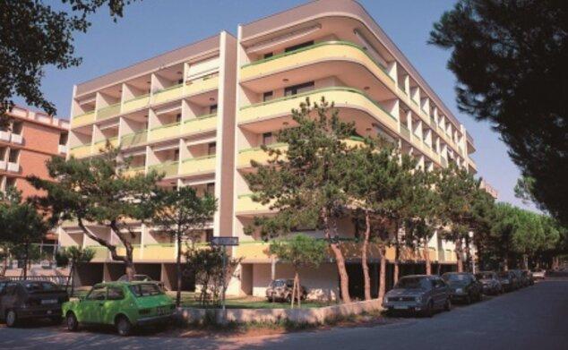 Apartmánový dům Vera Cruz