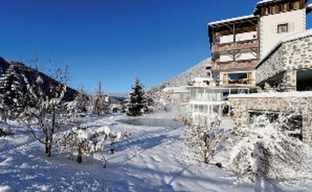 Hotel Romantik Post Cavallino Bianco