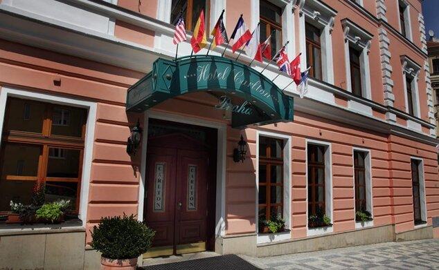 Hotel Carlton Prague