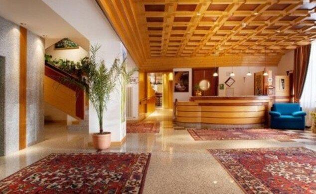 Grand Hotel Terme Di Rabbi