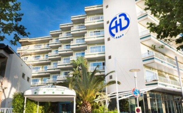 Hotel Agua Beach