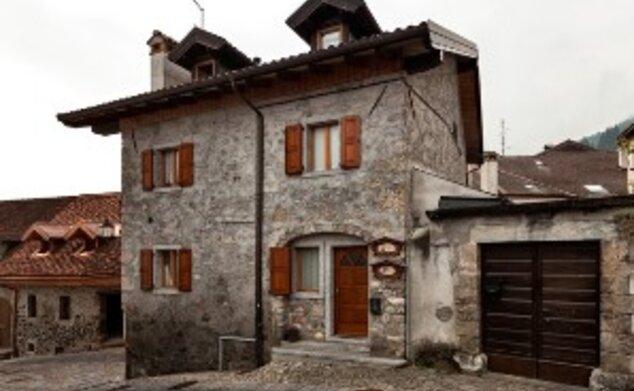 Apartmány Soldanella Albergo Diffuso Borgo Soandri