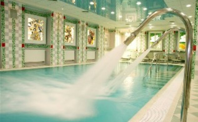 Health Spa Resort Butterfly