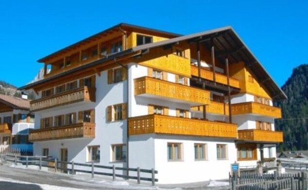 Apartmány Ciasa Ramon a Bernard