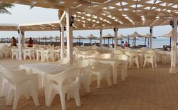 Restaurace na pláž