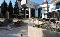 Colossae Karahayit - venkovní prostory