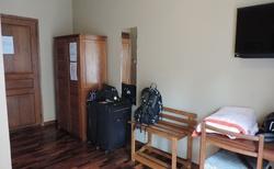 Pokoj v hotelu Shangai