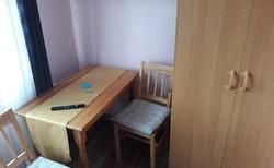 Druhý pokoj - do zahrady s vlastním sociálním zařízením mimo pokoj