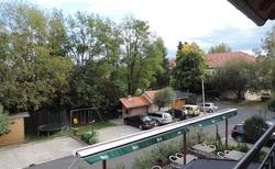Penzion Wolf Sarvar - parkoviště