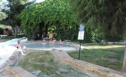 Colossae Karahayit - venkovní prostory _ termální bazén