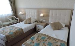 Hotel Cender - pokoj