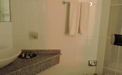 Le Bleu Kusadasi - koupelna a sociální zařízení
