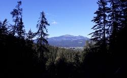 Gollinger Wasserfall - panoramata