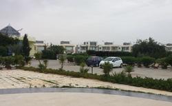 Pohled na hotel zvenku