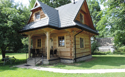 Domek nad Mlynówkou