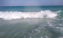 Pláž a vlny
