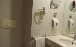 Colossae Karahayit - koupelna a sociální zařízení