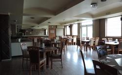 Penzion Wolf Sarvar - jídelna