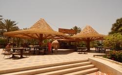 Areál hotelu