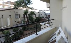 Buyuk Berk Ayvalik - výhled z hotelu