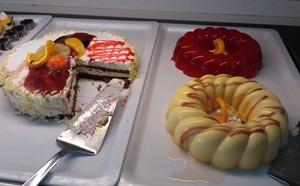 naprosto perfektní zákusky a dorty