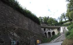 Salzburg - Monikapforte