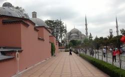 Istanbul - cesta k Modré mešitě