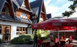Szaflary - restaurant Miedzuch