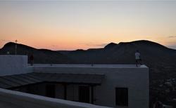 Na streche Skyros Chora