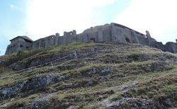 Zřícenina hradu Sumeg