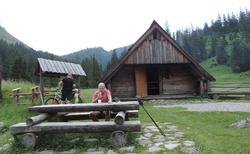 Dolina Chocholowská - Polana Hučiska
