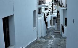 Ulicka v Skyros Chora