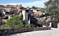 Great Meteora Monastery
