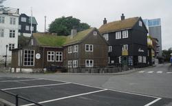 34 Tórshavn- Restaurace Fútastova a Restaurace s Hotelem Áarstova