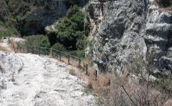 Sicílie - NP Pantalica
