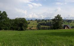 Cesta z Goracyho Potoka do Chocholówa