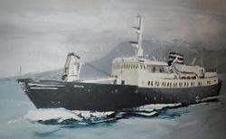06 SMYRIL II (Pól Skarðenni  2005)