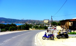 cesta na Kefalos