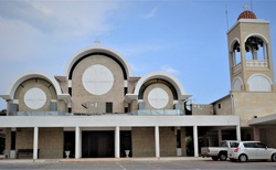 Novy Kostol Ayia Napa.
