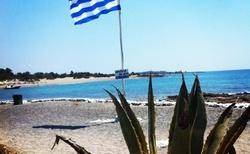Kréta - Chrissi ostrov