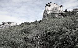 Roussanou & Varlaam Monastery