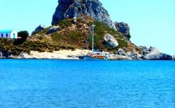 Kefalos beach