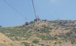 Lanovka na Pergamon