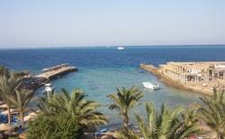 foceno v hoteluGeisum Village Hurghada