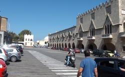 Rhodos - Eleftherias Square
